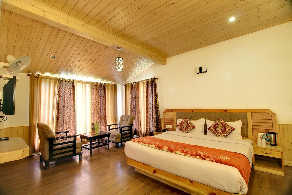 Hotel Thomas Villa in manali