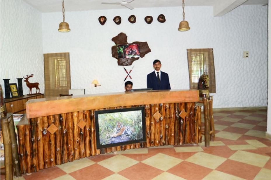 Tiger Woods Kanha Resort & Spa in Mandlā