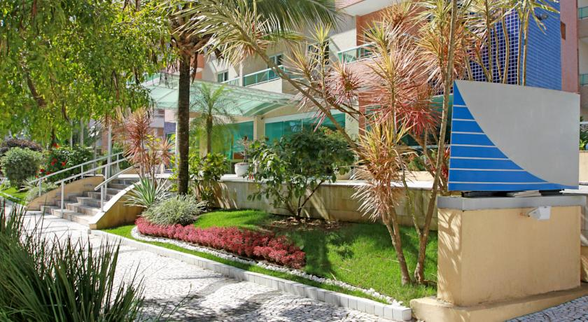 Travel Inn Boulevard Riviera in Praia de Sao Lourenco