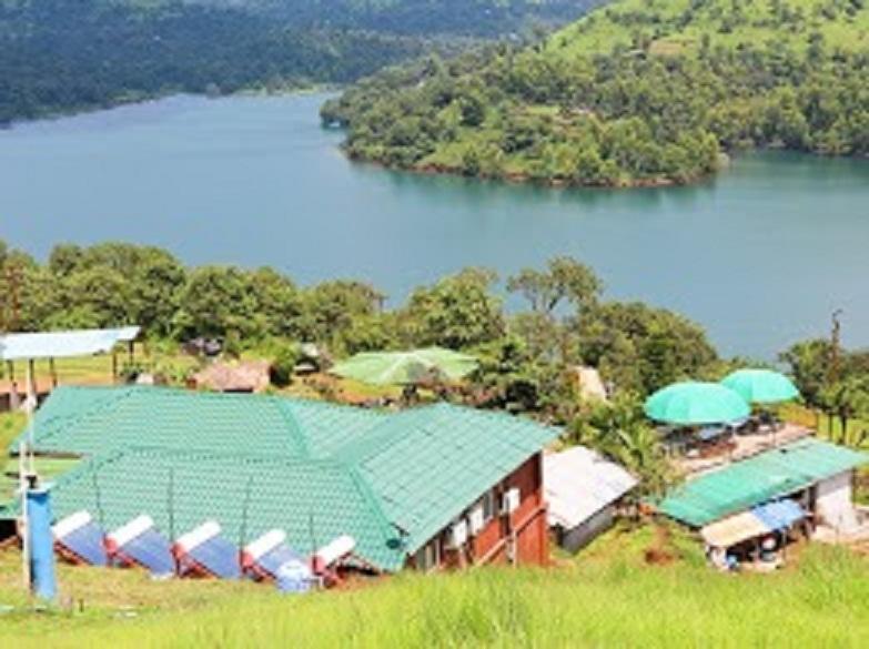 TripThrill Nisarg River Camping in Medha