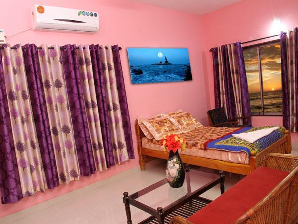Vaigha Homestay in Kanyakumari