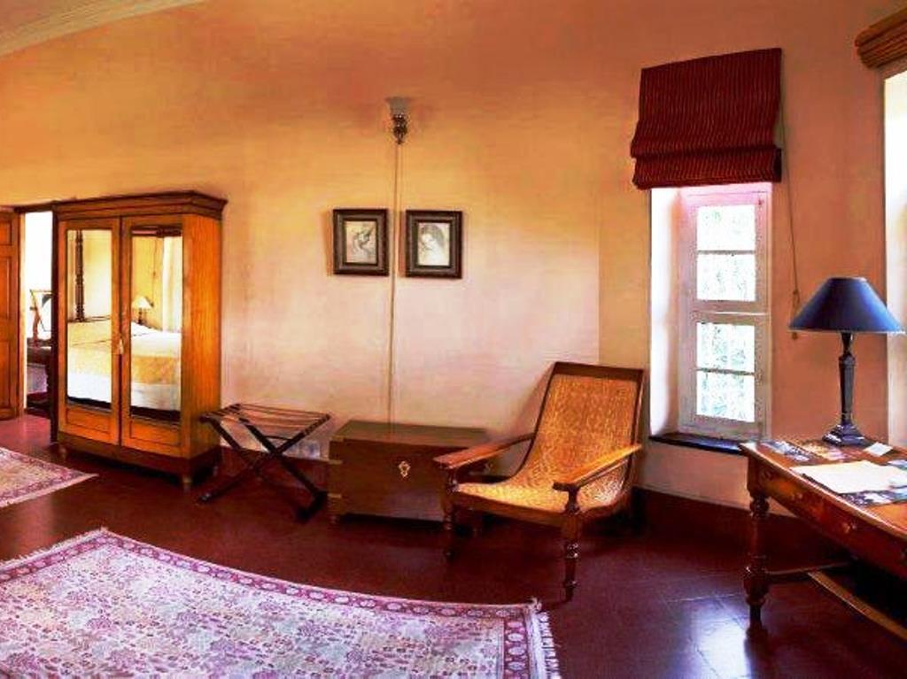 Neemrana's Villa Pottipati in bengaluru