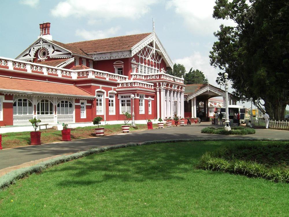 Welcomheritage Ferrnhills Royaalpalace in ooty