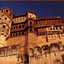 1 Br Heritage In Paota, Jodhpur (ff67), By Guesthouser in Jodhpur