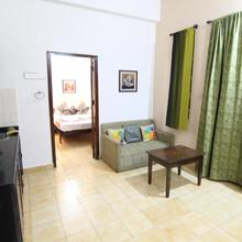 1 Cozy Bedroom Apartment In Candolim in Pilerne