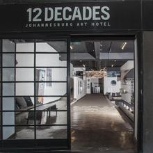 12 Decades Art Hotel in Johannesburg