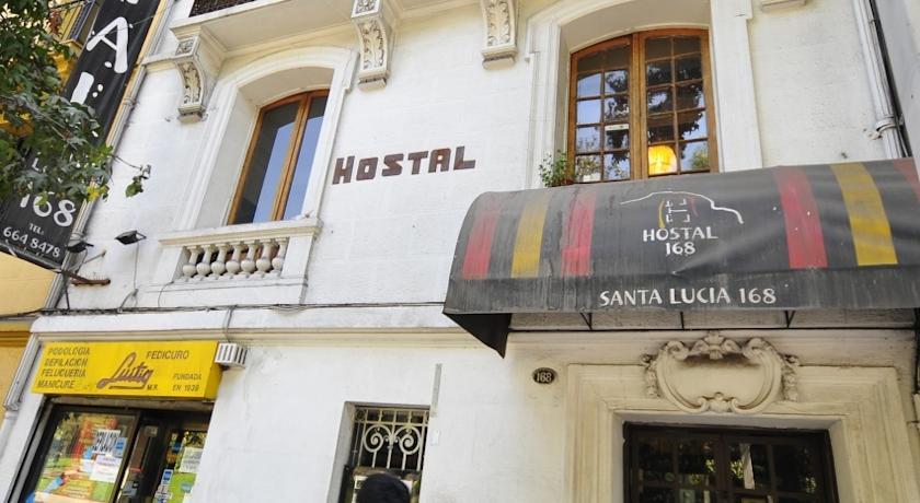 168 Santa Lucía Hostel in Santiago