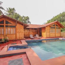 Exquisite 1 Br Cottage, Goa in Orlim