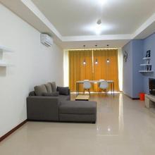 3 Br Baywalk Condominium Pluit With Ocean View By Travelio in Jakarta