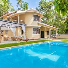 3-br Villa In Calangute, Goa, By Guesthouser 9342 in Calangute
