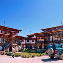 Jakar Village Lodge in Bumthang