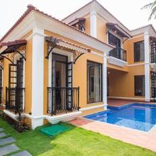 4 Bhk Villa In Marinha Dourada Road, Baga (4636), By Guesthouser in Parra