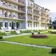 5*Sup. Grand Hotel im Waldhaus Flims Mountain Resort & Spa in Kastris