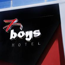 7boys Hotel in Amman