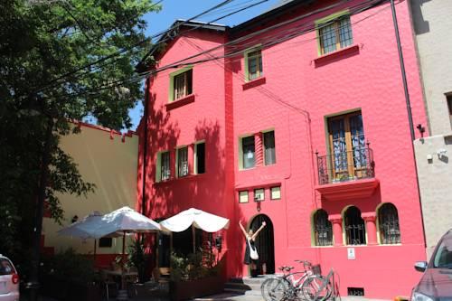 Aji Hostel in Santiago