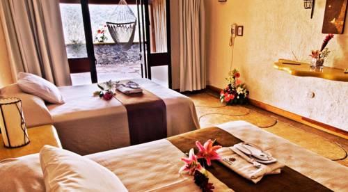 Hostal de la Luz - Spa Holistic Resort in Yautepec