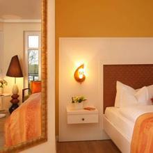 Hotel Garni Inselparadies Zingst in Pruchten