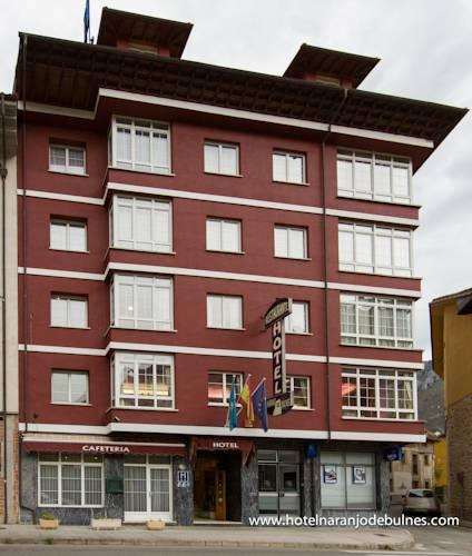 Hotel Naranjo De Bulnes in Inguanzo