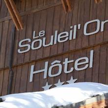 Le Souleil'Or in Les Sciauds