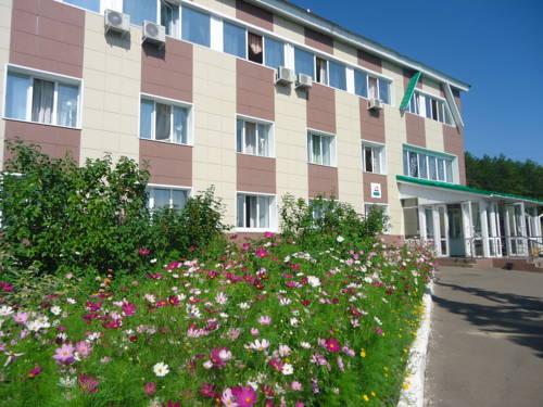 Raduga Hotel in Ufa