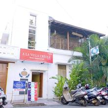A La Villa Creole in Villianur