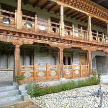 Swiss Guest House in Bumthang