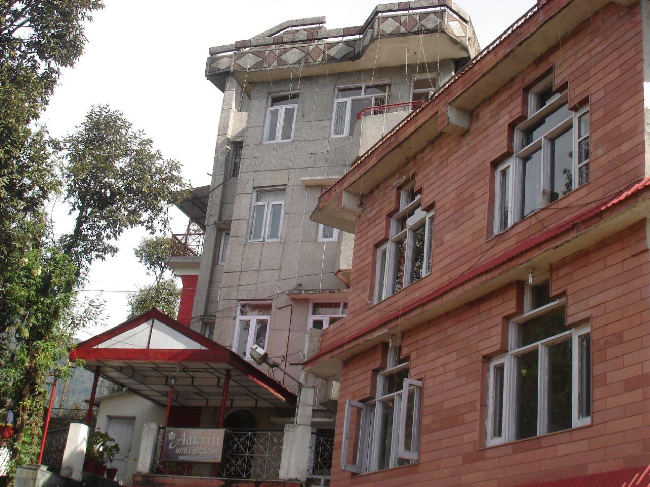Aakriti Hotel in Dharamshala