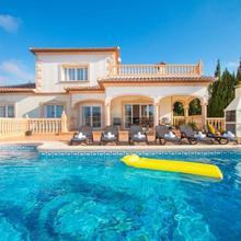 Abahana Villas Capri in Calp
