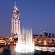 Address Downtown in Dubai