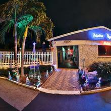Adobe Hacienda Motel in Hollywood