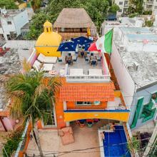 Agavero Hostel in Isla Mujeres