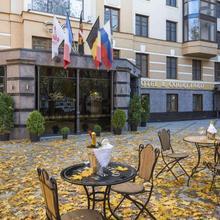 Aglaya Hotel & Courtyard in Volkovo