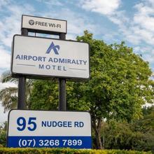 Airport Admiralty Motel in Brisbane