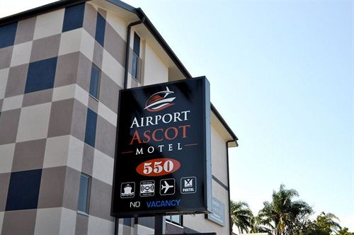 Airport Ascot Motel in Brisbane