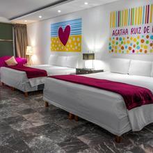 All Inclusive Arts Hotel - Cancun Beaches Zone in Isla Mujeres