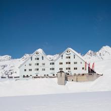 Alpenhotel St.christoph in Lech