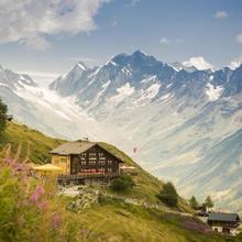 Alpenhotel Zur Wildi in Turtmann