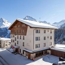 Alpensonne in Davos