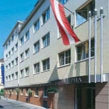 Alpha Hotel in Vienna