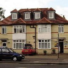 Alpha Milton Guest House in Cambridge