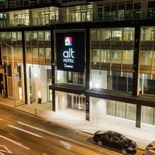 Alt Hotel Ottawa in Gatineau