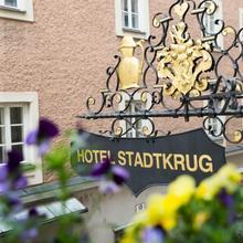 Altstadt Hotel Stadtkrug in Salzburg
