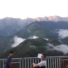 Amazing Mountain View in Dharamshala