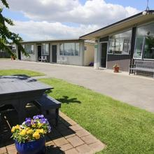 Amber Kiwi Holiday Park & Motels in Christchurch