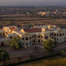 Ambika Nivas Palace in Muli