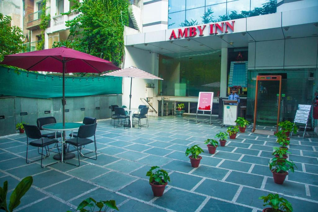 Amby Inn (a Unit Of Cr Hospitality) Marketed By Petals Hotels in Noida