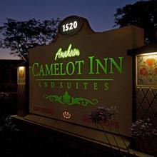 Anaheim Camelot Inn & Suites in Fullerton