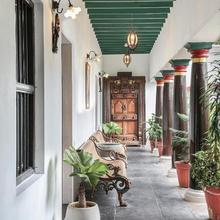 Anantha Heritage Hotel in Pondicherry