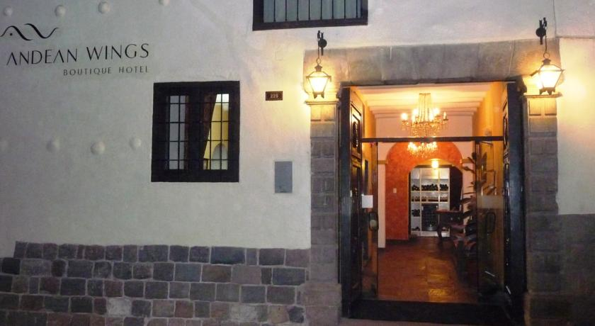 Andean Wings Boutique Hotel in Cusco