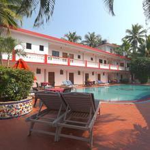 Anjuna Beach Resort in Goa